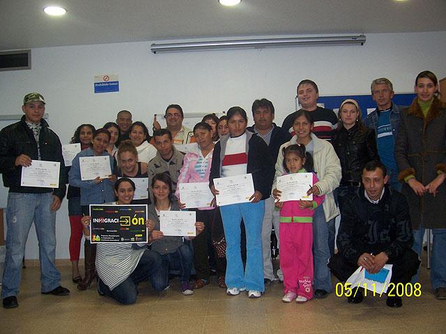 Clausuran los talleres de Informática Básica, Foto 1