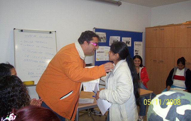 Clausuran los talleres de Informática Básica, Foto 3