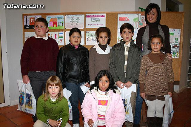 """Seis niños de 4º y 5º curso de Primaria ganan el """"V Concurso sobre los Derechos del Niño"""", Foto 1"""