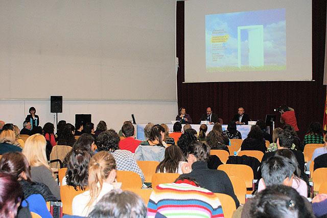 Las jornadas sobre 'Juventud y aprendizaje no formal' reúnen a 225 participantes - 1, Foto 1