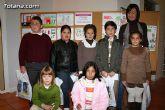 """Seis niños de 4º y 5º curso de Primaria ganan el """"V Concurso sobre los Derechos del Niño"""""""