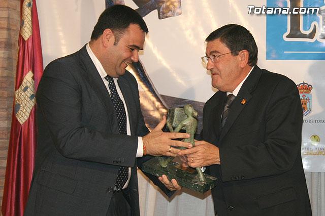"""Gala de los premios """"Totaneros del Año 2008"""", Foto 5"""