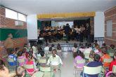 """El colegio """"El Parque"""" y el Hogar de las Personas Mayores de Las Torres de Cotillas, más unidos"""