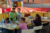 Los niños se divierten celebrando con la Concejalía de Igualdad torreña el 25 de noviembre