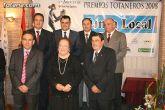 """Gala de los premios """"Totaneros del Año 2008"""""""