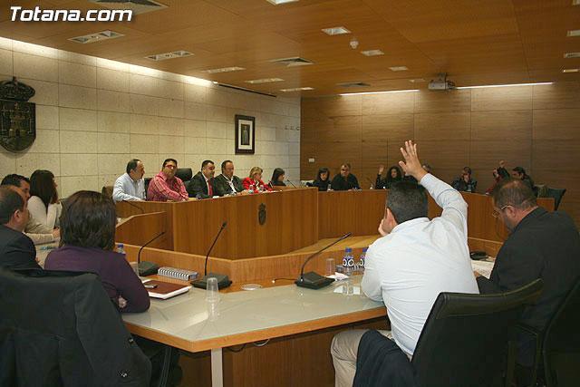 El pleno abordará más de una quincena de propuestas, Foto 1