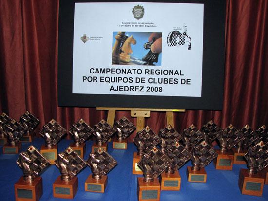 Gran actuación de los equipos totaneros de ajedrez en el Campeonato Regional por Equipos de Clubes, Foto 1
