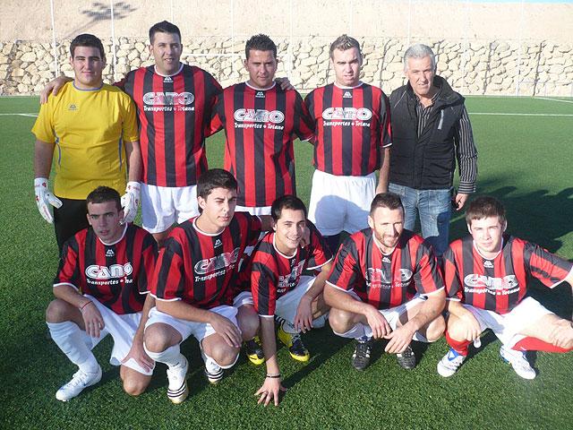 Jornada sin sorpresas en la liga de futbol aficionado Juega limpio, Foto 5