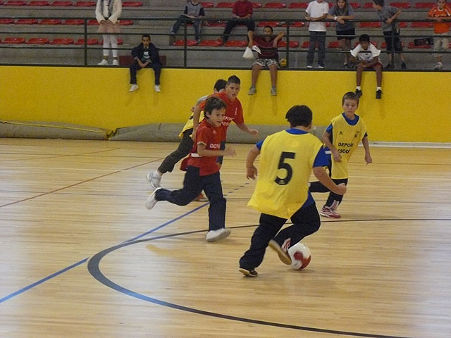 Se ponen en marcha los Juegos Escolares con la participación de los nueve centros de educación primaria, Foto 1
