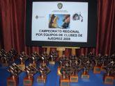 Gran actuaci�n de los equipos totaneros de ajedrez en el Campeonato Regional por Equipos de Clubes