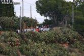 La 'Caminata Popular' contó con la participación de más de 200 personas