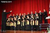 La coral Santiago presenta el CD de habaneras editado para conmemorar su 25 aniversario