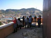 La Asociación para la Interpretación del Patrimonio visita los centros de Cartagena Puerto de Culturas