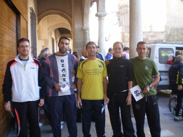 "Los miembros del Club Atletismo Totana ""JC Palets-E.E."" triunfan en el XXXI Cross Patrón de Lorca, Foto 1"