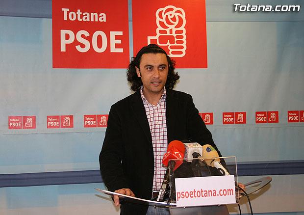"""Martínez Usero: """"Valcárcel castiga a Andreo con los presupuestos para 2009"""", Foto 1"""
