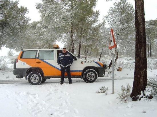 Protección Civil activará mañana la alerta naranja en Totana, Foto 1