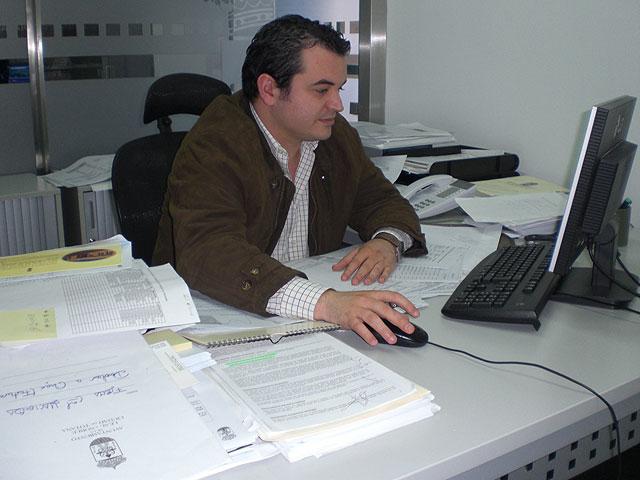 El Gobierno Regional va a invertir en el municipio de Totana más de 12 millones de euros en infraestructuras y servicios para el año 2009, Foto 1