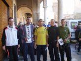 """Los miembros del Club Atletismo Totana """"JC Palets-E.E."""" triunfan en el XXXI Cross Patr�n de Lorca"""