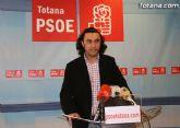 """Martínez Usero: """"Valcárcel castiga a Andreo con los presupuestos para 2009"""""""