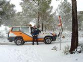 Protecci�n Civil activar� mañana la alerta naranja en Totana
