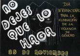 """El jurado del """"I Concurso de Arte por la Igualdad"""" y del """"II Concurso de Carteles contra la Violencia de G�nero"""" hacen p�blicos los ganadores en todas sus modalidades"""