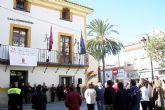 200 personas en la concentración de Archena contra la Violencia de Género
