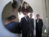 Cultura inicia el programa de intervenciones en el espacio público con el artista Anish Kapoor en el Museo de Santa Clara