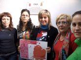 En Santomera no cesan las actividades previstas para la conmemoración del Día Internacional para la Eliminación de la Violencia Contra las Mujeres