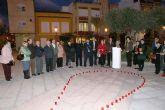 La concejal de la Mujer da lectura al manifiesto del 25 de noviembre en la Plaza de la Constitución con motivo del Día Internacional Contra la Violencia de Género
