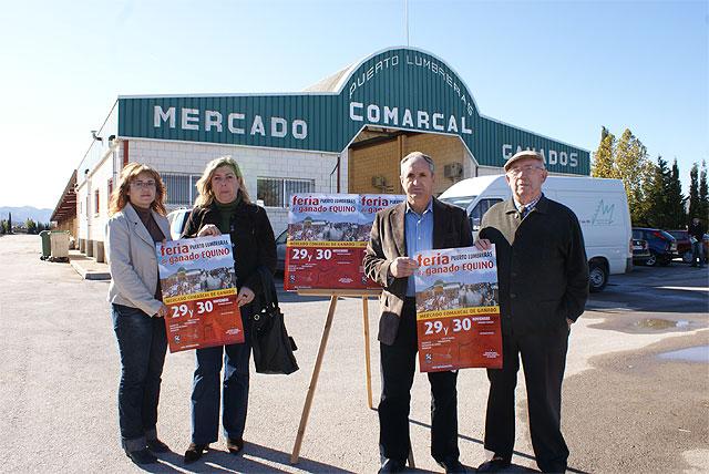 La Feria Ganado Equino se celebra este fin de semana en Puerto Lumbreras y pone el punto y final a las ferias de ganado nacionales - 1, Foto 1