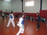 El Club de Artes Marciales PMD recibe a alumnos del Mare Nostrum