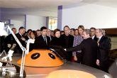 La Infanta Cristina inaugura el ARQUA