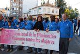 El Ayuntamiento conmemora el D�a internacional para la eliminaci�n de la violencia contra las mujeres
