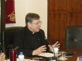 El presidente de Cáritas E.E.U.U., Larry Snyder, visita la UCAM