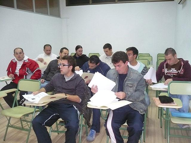 Se presenta el curso de Monitor de Fútbol, Foto 1