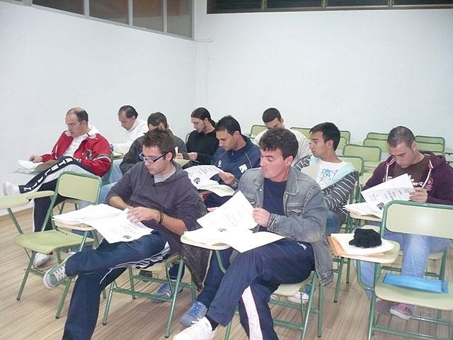 Se presenta el curso de Monitor de Fútbol, Foto 3