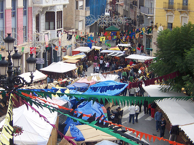 The medieval market is held during this weekend, Foto 1