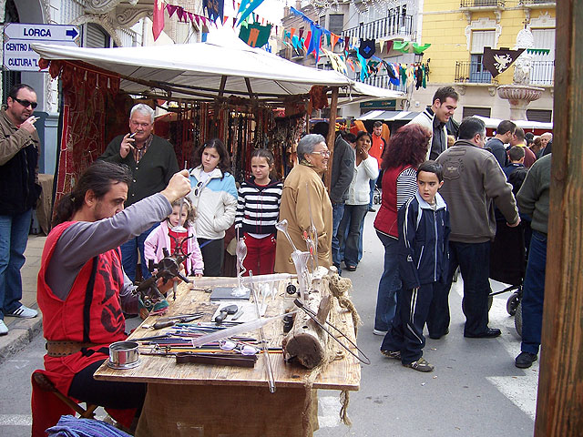 The medieval market is held during this weekend, Foto 2