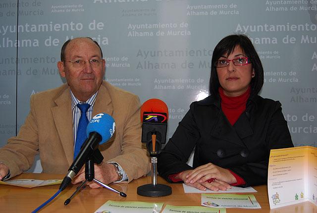 Se pone en marcha el nuevo servicio municipal de Atención Psicosocial, Foto 1