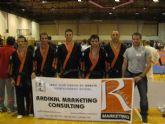 El Judo Club Radikal-Ciudad de Murcia disputa la primera jornada de Liga Nacional