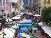 El mercado medieval se celebrará durante este fin de semana