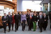 La Infanta Cristina inaugura el Museo Nacional de Arqueología Subacuática