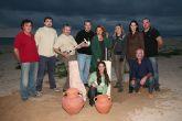 El Festival Internacional de Cine Arqueológico de Bidasoa premia un corto rodado en Mazarrón