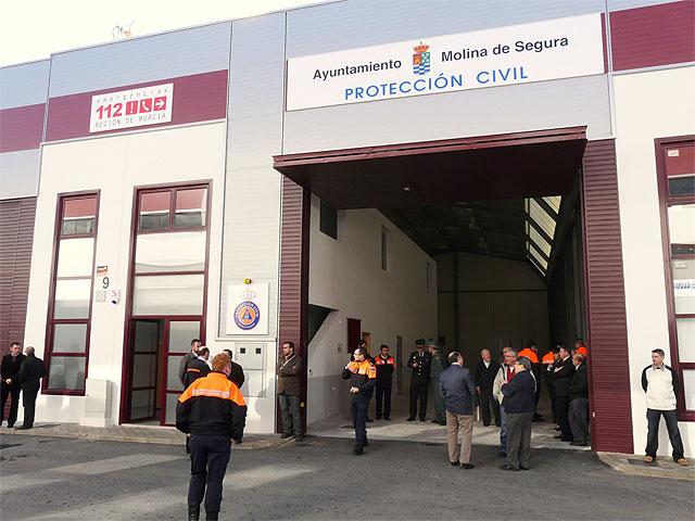 Protección Civil de Molina de Segura estrena nuevas dependencias en el Polígono Industrial El Tapiado - 5, Foto 5