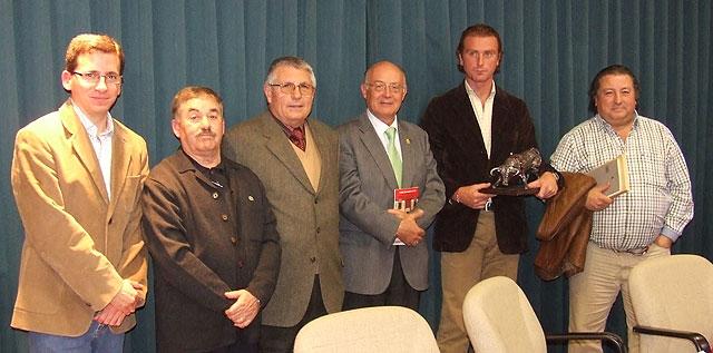 Alfonso Romero y Pepe Lucas abarrotan el Club Taurino de Cieza - 1, Foto 1