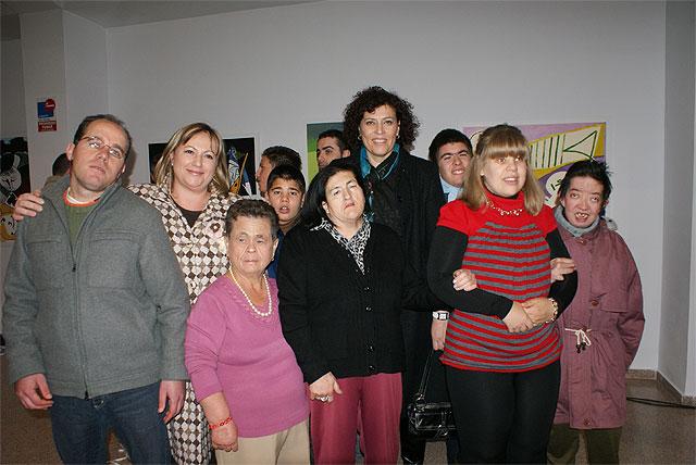 """Inaugurada la II exposición de pintura """"Liberarte-picaso"""" con motivo del Día Internacional de las personas con Discapacidad - 1, Foto 1"""