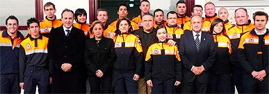 La Consejería de Presidencia aporta 100.000 euros para la nueva sede del servicio de Protección Civil de Molina de Segura