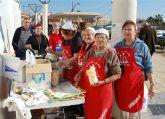 Las asociaciones de Lorquí vuelven a celebrar su tradicional convivencia