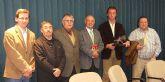Alfonso Romero y Pepe Lucas abarrotan el Club Taurino de Cieza