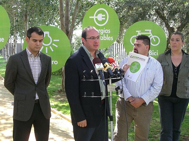 El Ayuntamiento de Puerto Lumbreras es el primer municipio español en firmar el Pacto de los Alcaldes - 1, Foto 1